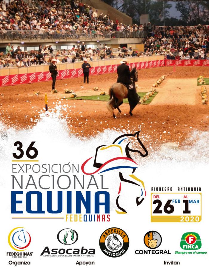 36 EXPOSICIÓN NACIONAL EQUINA 2020