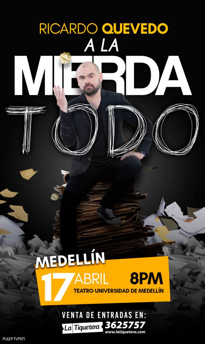A LA MIERDA TODO